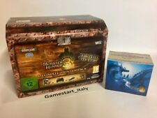 MONSTER HUNTER 3 TRI LIMITED EDITION ULTIMATE HUNTER PACK - NINTENDO WII - NEW