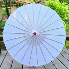 DIY Oil Paper Umbrella Cloth Parasol Wedding Dance Ceiling Decoration Photo Prop