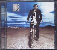 Eros Ramazzotti - Donde Hay Música - ITALIAN - 1996 NEW CD
