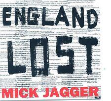 Jagger Mick - England Lost  CD Singolo Nuovo Sigillato