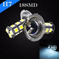 H7 LED Chip 18 SMD Xenon White 6000K Lamp Light Bulb For YAMAHA Bike Motorcycle
