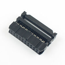 10Pcs 2.54mm 2x10 Pin20 Pin IDC FC Female Header Cable Socket Connector FC-20