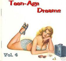 V.A. - TEEN-AGE DREAMS Vol.4 Popcorn & Teenage CD