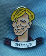 PIN F.C. BARCELONA. JUGADOR WITSCHGE