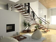 3D CAD Home Office Interior Design Planning PC MAC Software Program