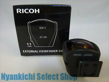 Ricoh Viewfinder GV-1 for GR Digital Camera fron Japan New