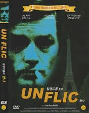 Un flic (1972) Alain Delon / Catherine Deneuve DVD NEW *FAST SHIPPING*