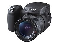 Sony Cyber-shot DSC-R1 10.3MP Digital Camera w Zeiss Lens