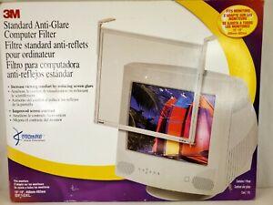 3M Standard Anti-Glare Computer Filter BF10XL
