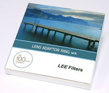 LEE 62 mm Wide angle adapter ring for 100 filter holder