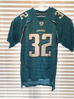 Reebok NFL Equipment Maurice Jones-Drew Jacksonville Jaguars Jersey Size Large