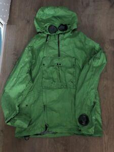 CP Company NYfoil Goggle Watch Viewer Jacket XXXL 56 Green