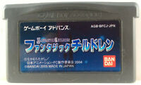 Fantastic Children-GBA Game Boy Advance-2005-AGB-BFCJ-JPN-Japan Import