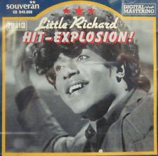 Little Richard (CD Album)Hit-Explosion-Souveran-CD 845.008-Japan-Very Good