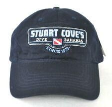 *STUART COVES DIVE BAHAMAS* Caribbean Islands Scuba diving Ball cap hat *OURAY*