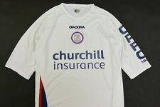 Diadora Crystal Palace FC Away Shirt SIZE L (adults)