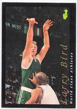 1992 Classic Rare Larry Bird Boston Celtics World Class Athletes #2 EX+