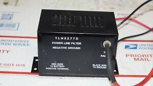 🔥MOTOROLA HEAVY DUTY TLN5277D RADIO 12V POWER LINE FILTER MCS2000 MARATRAC LT B