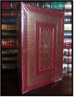 Fascism ✎SIGNED✎ by MADELEINE ALBRIGHT Sealed Easton Press Leather Bound 1/375