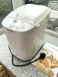 panasonic sd-2500 automatic, bread maker, machine, with manual, good condition