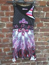 ROBE DESIGUAL 11/12 ANS STS7718