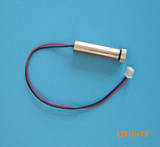 New 200-250mW 650nm Focus Adjustable Red Dot Laser Generator Diode Head Module T