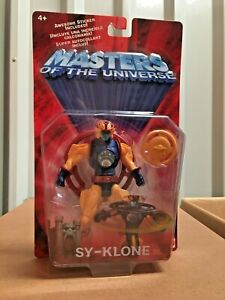 Masters of the Universe Sy-Klone