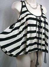 Daytrip Top Size Small The Buckle Bke Loose Lace Tank Womens Blouse Shirt S