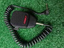 Code 3 Mastercom Master com Federal Signal Siren PA Palm Mic with mic jack  #J