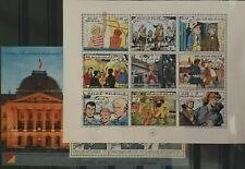 Belgique, België, 2 Blocs de timbres neufs MNH, bien