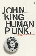 Human Punk, John King, Used; Good Book
