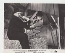 """The Bullfighters"" Stan Laurel and Oliver HarryOrig Promotional Movie still 1945"