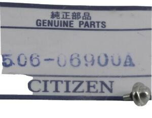 Citizen Stainless Steel Button or Crown Diameter 4.0mm  506-06900A