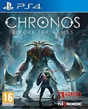 Playstation 4-Chronos antes de las cenizas Juego Nuevo