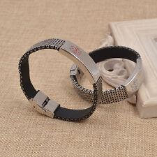 Medizin Medical ID Notfall Armspange Schmuck Armband Bracelet Schmuck Bracelet