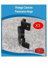3 X Caravan DOOR HINGE PANORAMA   Vintage Viscount Millard Franklin D0124