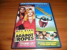 Against the Ropes/ Necessary Roughness (DVD, 2008) Meg Ryan, Scott Bakula Used