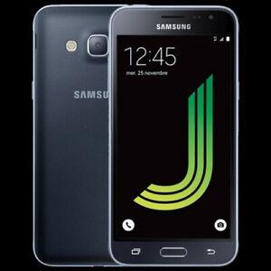 Samsung Galaxy J3  (2016) 8 Go - Noir - Débloqué