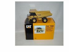 NZG-CAT 769D-TRUCK-Art Nr477-MODEL IN MINT CONDITION-MADE IN  GERMANY