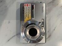Kodak EasyShare M1063 10.3MP Digital Camera - Silver. Untested Sold As Is