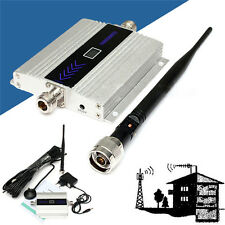 LCD GSM 900Mhz Mobile phone Signal Booster Antenna Repeater Amplifier