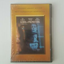Gods and Monsters WideScreen 1998 Dvd
