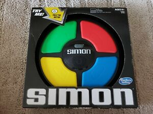 Hasbro Gaming Simon Says 2015 Memory Electronic Game FREE SHIPPING