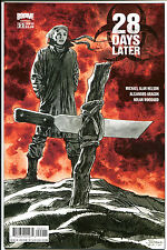 28 DAYS LATER 22, NM, Zombies, Horror, Walking Dead, 1st, 2009, more in store