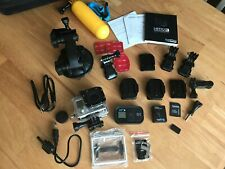 GoPro Hero 3 Black Edition with Spares, 32G SD Card plus Accessories