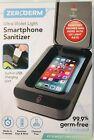 Zerogerm Ultra- Violet  Light Smartphone Sanitizer Built-in USB Charger Port
