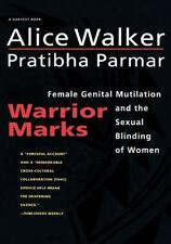 Alice Walker, WARRIOR MARKS w/ Pratibha Parmar *SIGNED* 1996 Softcover 1ST/1ST