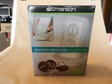 Portable Electronic Key Finder from Emerson 45 foot range for 2 keys