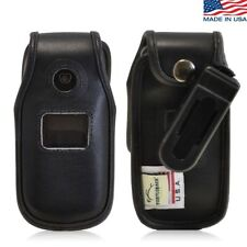 Turtleback Premium Leather Fitted Case Ratcheting Belt Clip for LG 440G
