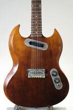1971 - 1972 Gibson SG-100/Walnut Electric Guitar Vintage w/HC 6 String